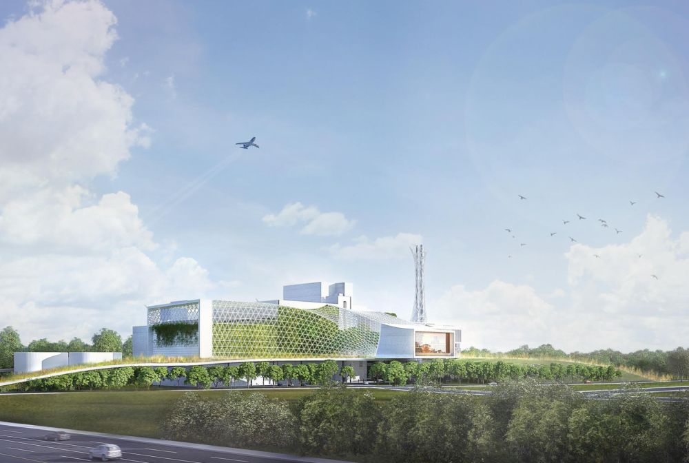 Biomass Energy Center in Taiwan